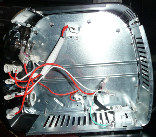 Inside Of A Toaster ~ Toaster oven reflow page