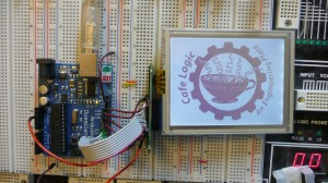 Bitmap Logo With Arduino